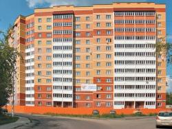Жилой дом на ул. Куйбышева